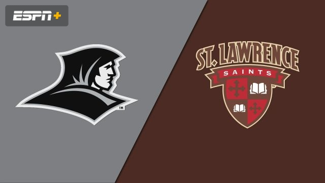 #12 Providence vs. St. Lawrence (M Hockey)
