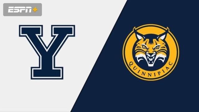 Yale vs. #10 Quinnipiac (W Hockey)