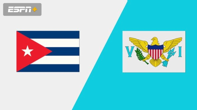 Cuba vs. Virgin Islands