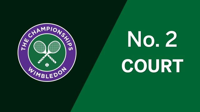 (12) Middelkoop/Larsson vs. Murray/Azarenka (Mixed Doubles Third Round)
