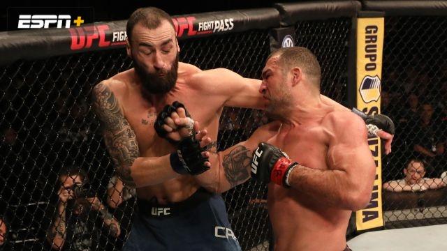 Mauricio Rua vs. Paul Craig (UFC Fight Night: Blachowicz vs. Jacare)