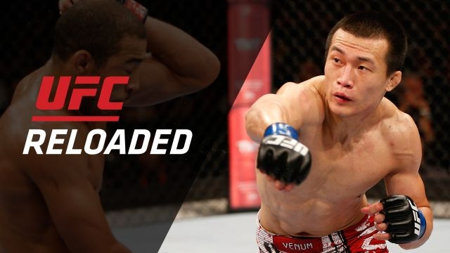UFC 163: Aldo vs. Korean Zombie