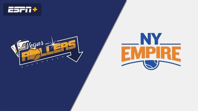 Vegas Rollers vs. New York Empire