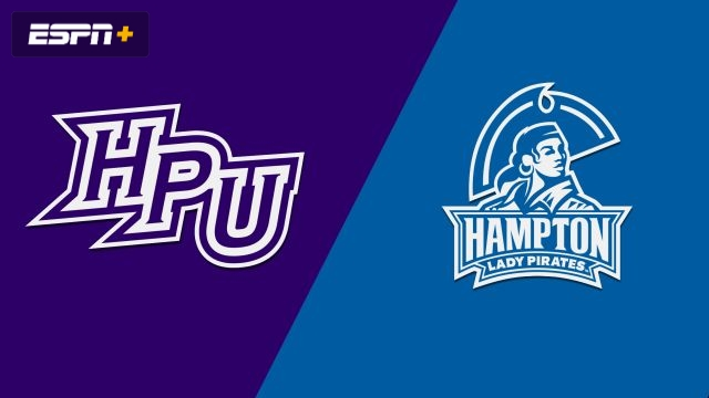 High Point vs. Hampton (W Basketball)