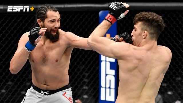 Aleksa Camur vs. Justin Ledet (UFC 246)