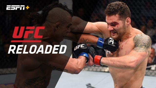 UFC 184: Weidman vs. Belfort