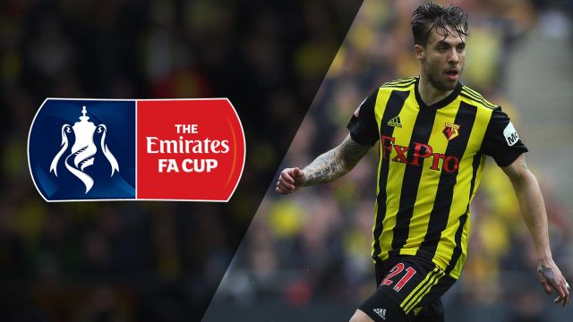 Mon, 4/8 - FA Cup Semifinals Highlight Show