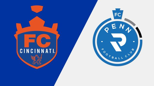 FC Cincinnati vs. Penn FC