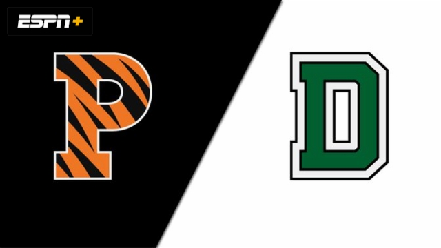Princeton vs. Dartmouth (M Basketball)