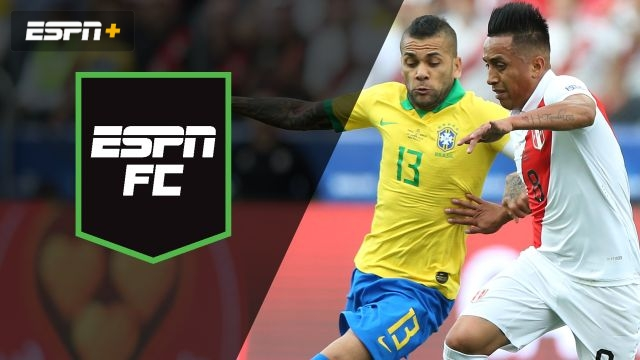 Sat, 6/22 - ESPN FC: Showdown in Sao Paulo