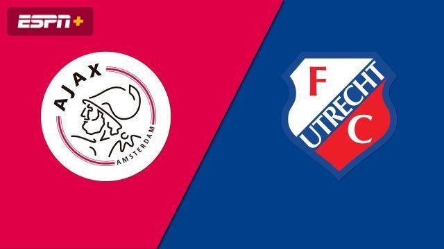 Ajax vs. FC Utrecht (Eredivisie)