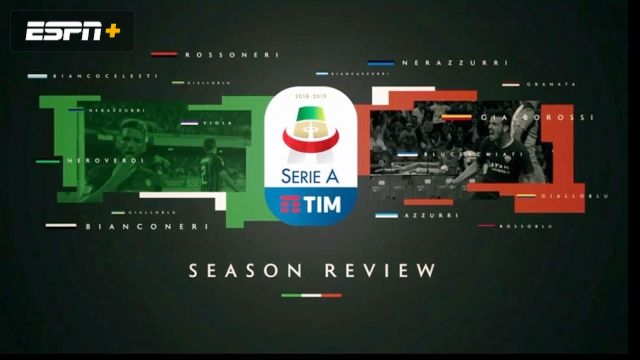 Wed, 5/29 - Serie A Season in Review