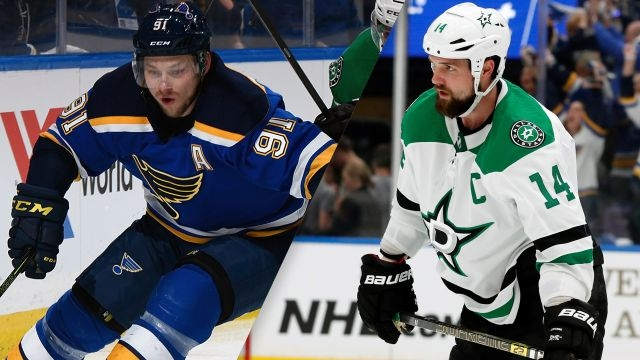 St. Louis Blues vs. Dallas Stars