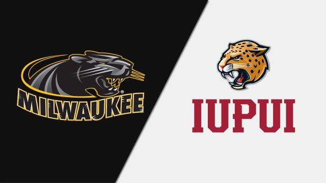 Milwaukee vs. IUPUI (M Basketball)