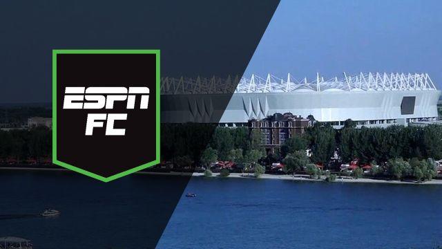 Thu, 6/21 - ESPN FC