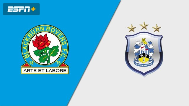 Blackburn Rovers vs. Huddersfield Town (English League Championship)