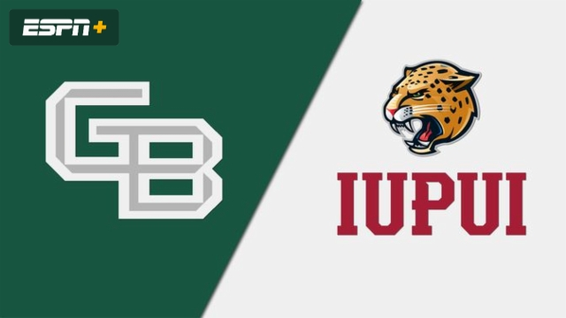 Green Bay vs. IUPUI (W Basketball)