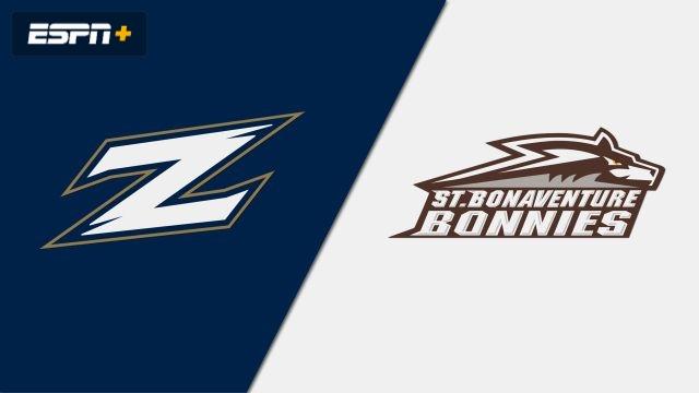 Akron vs. St. Bonaventure (W Basketball)