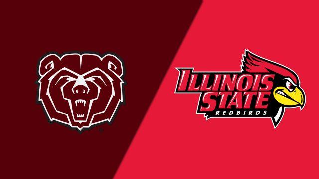 Missouri State vs. Illinois State (W Volleyball)