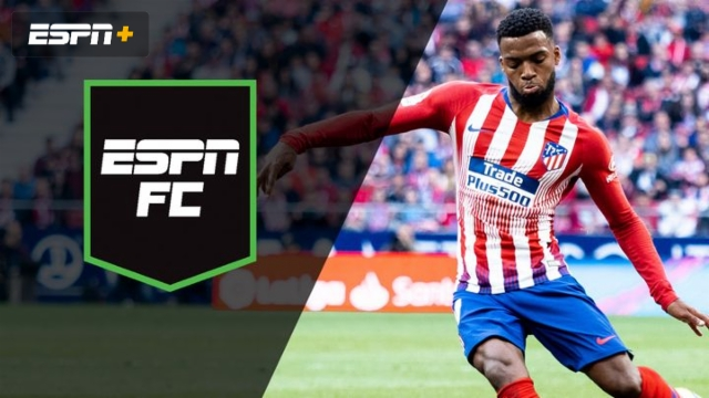 Fri, 3/20 - ESPN FC: Where will Lemar end up?