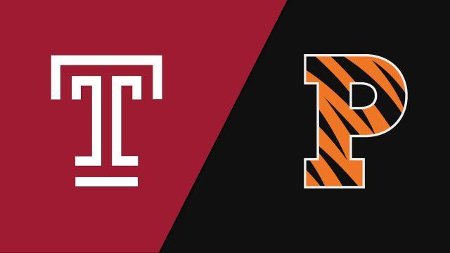 Temple vs. #8 Princeton (W Lacrosse)