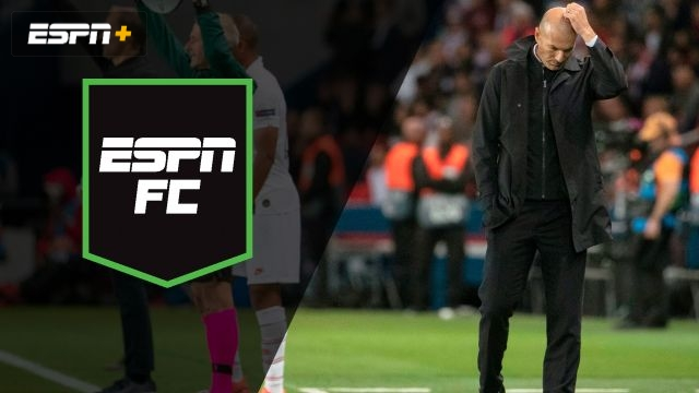 Thu, 9/19 - ESPN FC: Will Zidane last at Real?