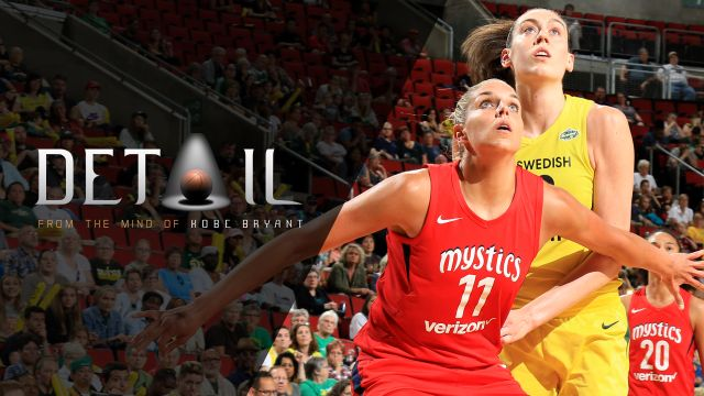 Detail: WNBA Finals with Breanna Stewart and Elena Delle Donne