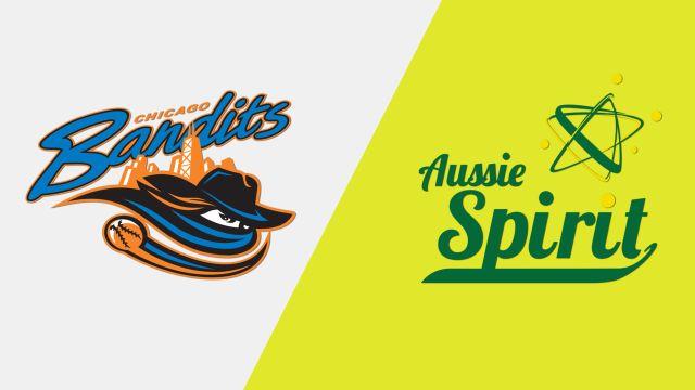 Chicago Bandits vs. Aussie Spirit
