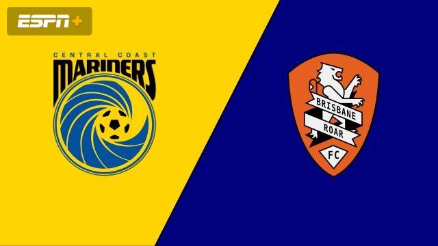Central Coast Mariners vs. Brisbane Roar FC (A-League)