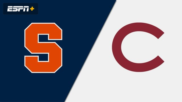 Syracuse vs. Colgate (W Hockey)