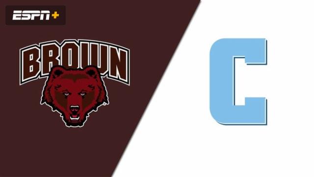 Brown vs. Columbia (M Basketball)