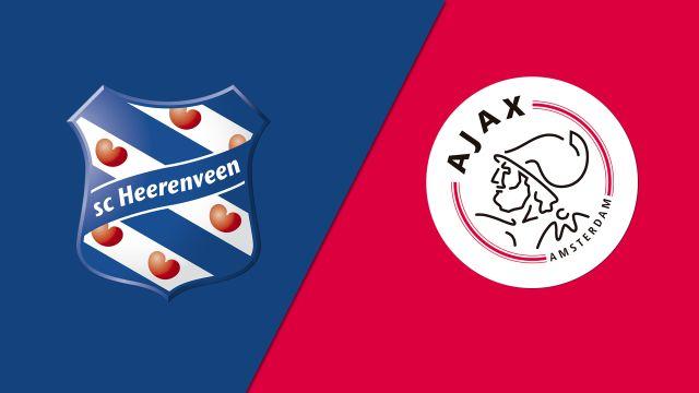 Heerenveen vs. Ajax (Eredivisie)