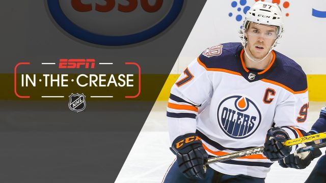 Tue, 10/16 - In the Crease