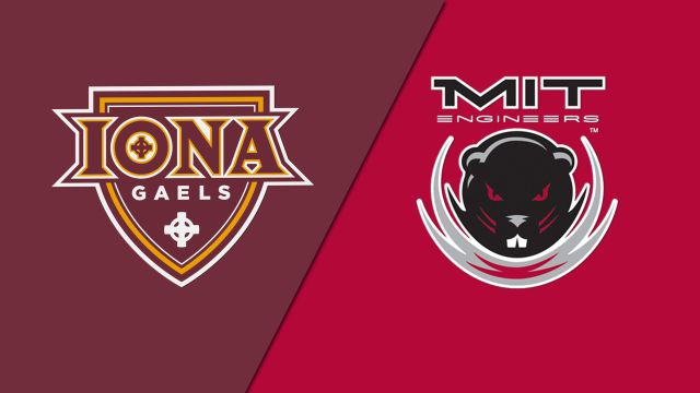 Iona vs. MIT (Northeast Water Polo Conference Tournament)