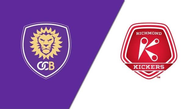 Orlando City B vs. Richmond Kickers