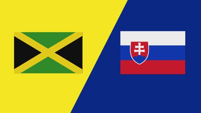 Jamaica vs. Slovakia (2018 FIL World Lacrosse Championships)