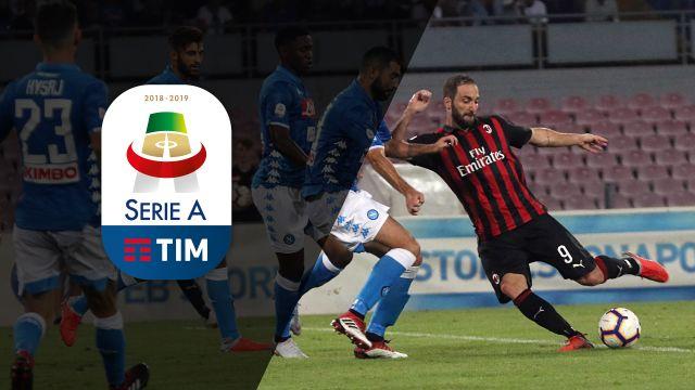 Tue, 8/28 - Serie A Full Impact