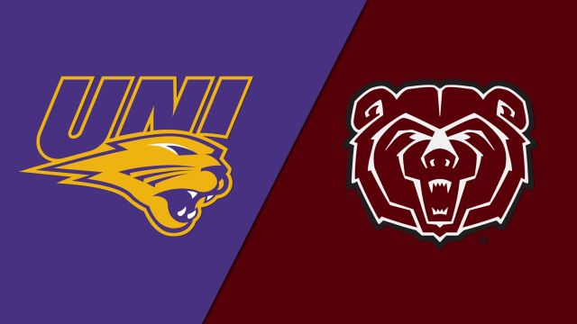 Northern Iowa vs. Missouri State (W Volleyball)