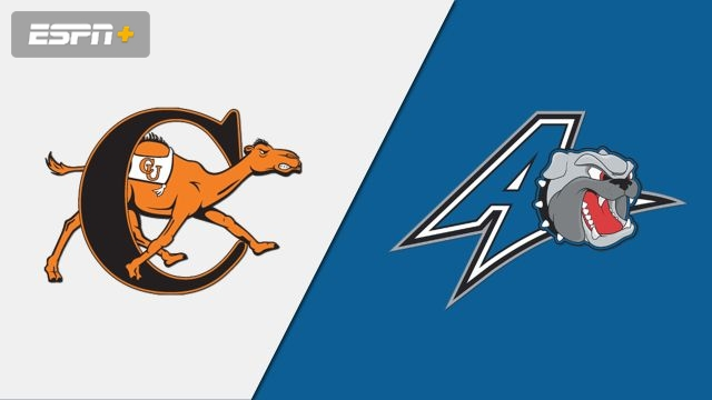 Campbell vs. UNC Asheville (W Volleyball)