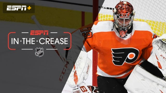 Thu, 10/10 - In The Crease: A first for Flyers' Hart