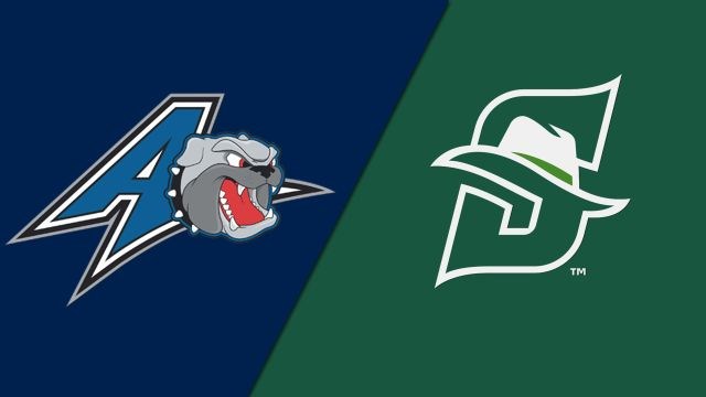 UNC Asheville vs. Stetson (M Basketball)