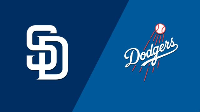 San Diego Padres vs. Los Angeles Dodgers