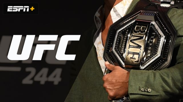 UFC 244 Post Show: Masvidal vs. Diaz