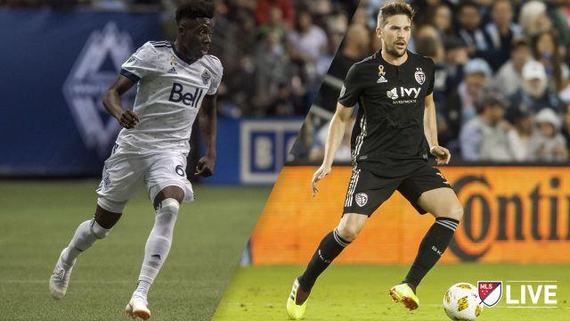 Vancouver Whitecaps FC vs. Sporting Kansas City