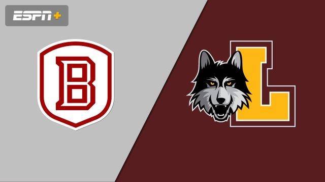 Bradley vs. Loyola-Chicago (Semifinal) (M Soccer)