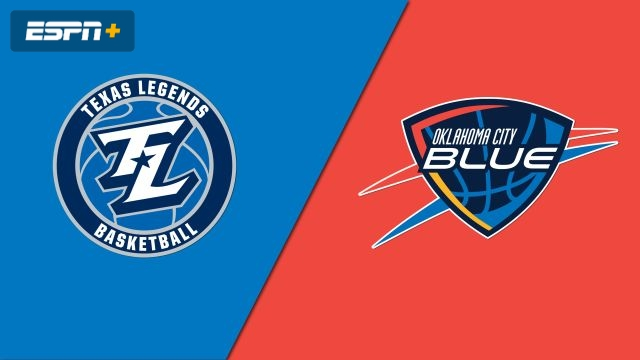 Texas Legends vs. Oklahoma City Blue