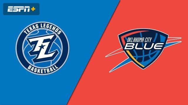 Texas Legends vs. Oklahoma City Blue