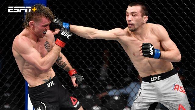 Tim Elliott vs. Askar Askarov (UFC 246)