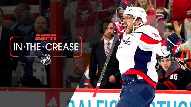 Fri, 12/14 - In the Crease: Ovechkin leads comeback