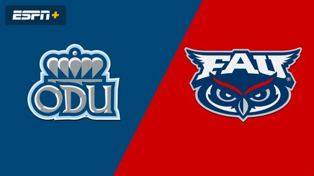 Old Dominion vs. Florida Atlantic (W Basketball)